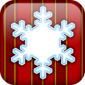 Happy Snowflake icon