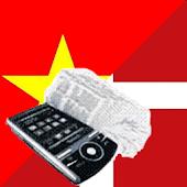Danish Vietnamese Dictionary