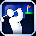 Súper Stickman Golf icon
