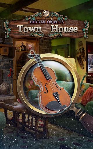 Hidden Objects - Town House