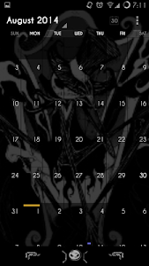 YGX-Nightmare CM11 Theme screenshot 5