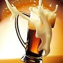 3D Beer logo