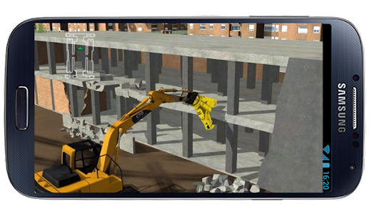 Excavator Simulator Game Free