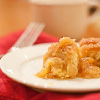 Apple Dumplings Dessert.
