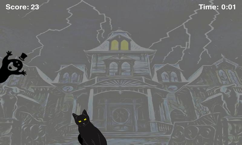 Haunted Slice- screenshot