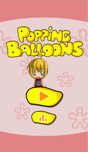 Popping Balloons