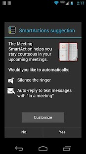 SMARTACTIONS™ - screenshot thumbnail