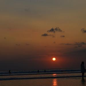 Kuta Beach Sunset.JPG