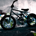 bmx HD Live Wallpapers icon