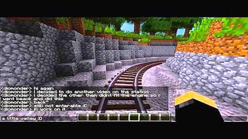 Trains Ideas - Minecraft