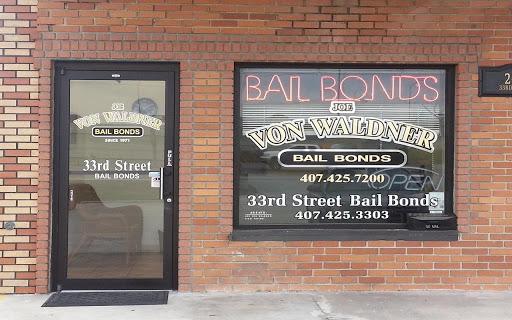 33rd St bail bonds