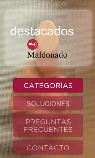 Seguridad Maldonado
