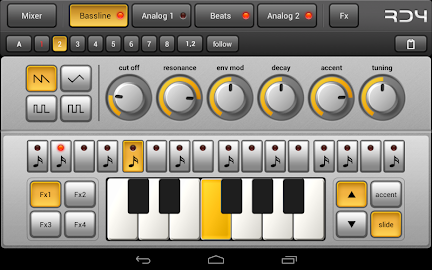 RD4 Groovebox Demo Screenshot 16