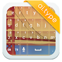 A.I.type theme bridge א icon