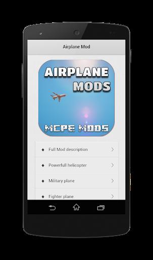Airplane Mod