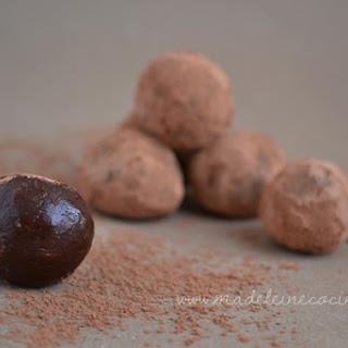 Salted Caramel Truffles.