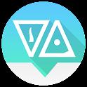 Aurora UI Zooper widget icon