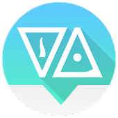 Aurora UI Zooper widget