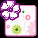 KEYBOARD SKIN|FlowerBeauty logo