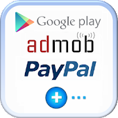 Google Play Dev Console, Admob