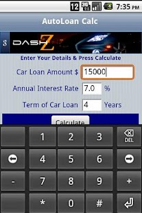 Auto Loan Calculator | Navy Federal Credit Union