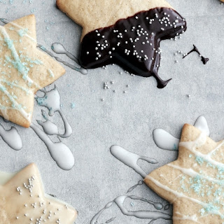 Cardamom-Scented Chanukah Cookies