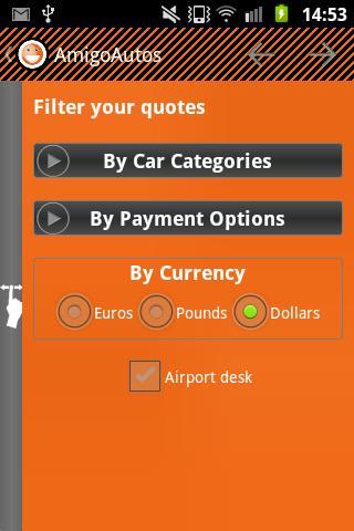 AmigoAutos Car Hire- screenshot