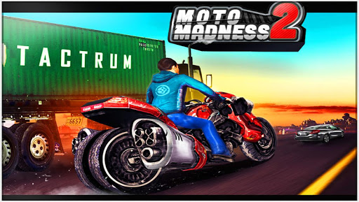 Moto Madness 2 -3D Racing Game