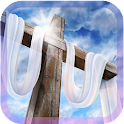 Cross of God wallpaper Free icon