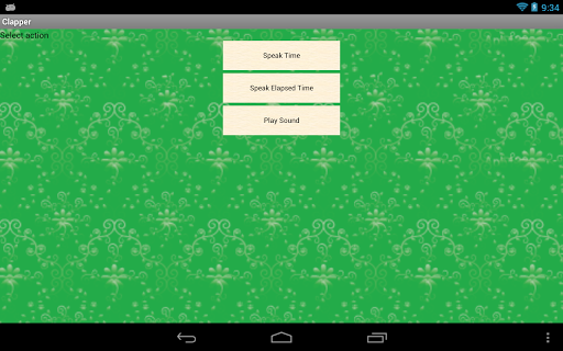 Clapper for Android