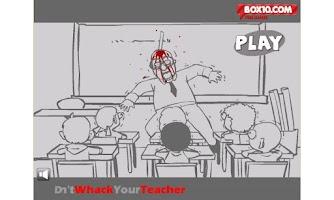 Screenshot of Whack Your Teacher 18+