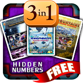 Hidden Numbers Combo Pack