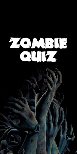 Ultimate Zombie Quiz
