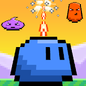 Retro Shooter Gem Gem Munchies