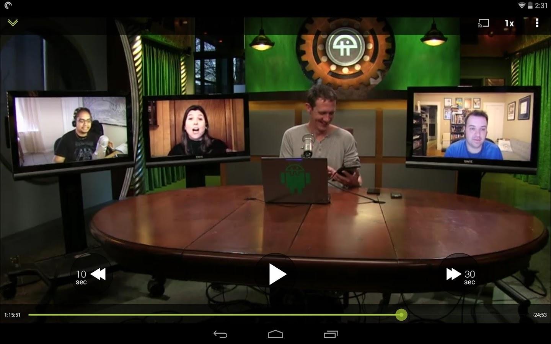 Pocket Casts - screenshot