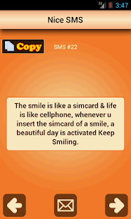 SMS Messages Collection: FREE!- screenshot thumbnail