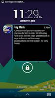 Screenshot of NiLS Theme - Teardrop