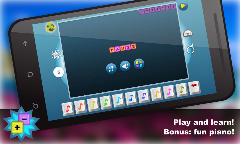 Mental Math for Kids - screenshot