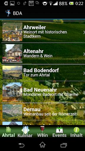 Mobiler Reiseführer Ahrtal