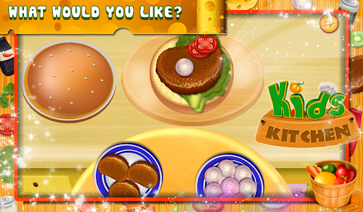 Kids Kitchen Android Apps On Google Play
