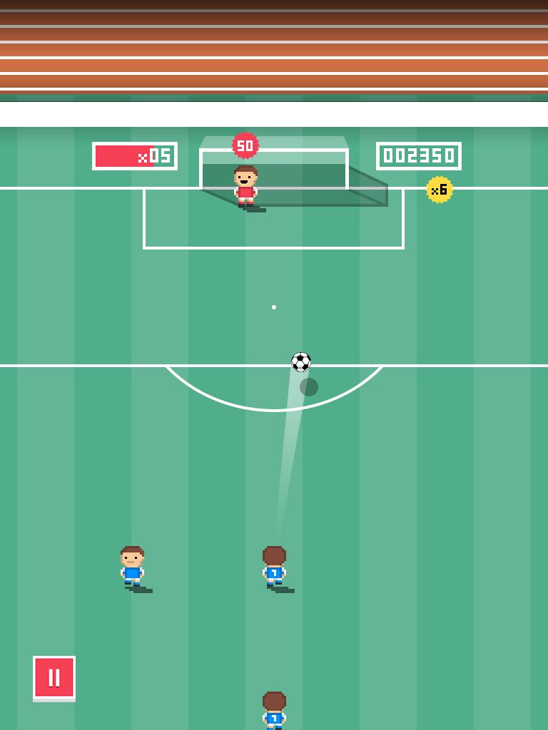 Tiny Goalie screenshot #3