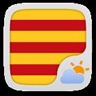 Catalan Language GO Weather EX icon