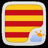 Catalan Language GO Weather EX