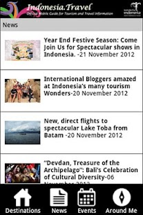 Indotravel Mobile 2014 - screenshot thumbnail