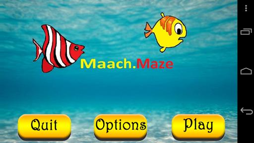 Maach Maze