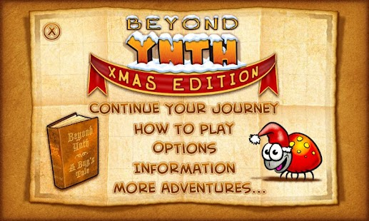 Beyond Ynth Xmas Edition - screenshot thumbnail