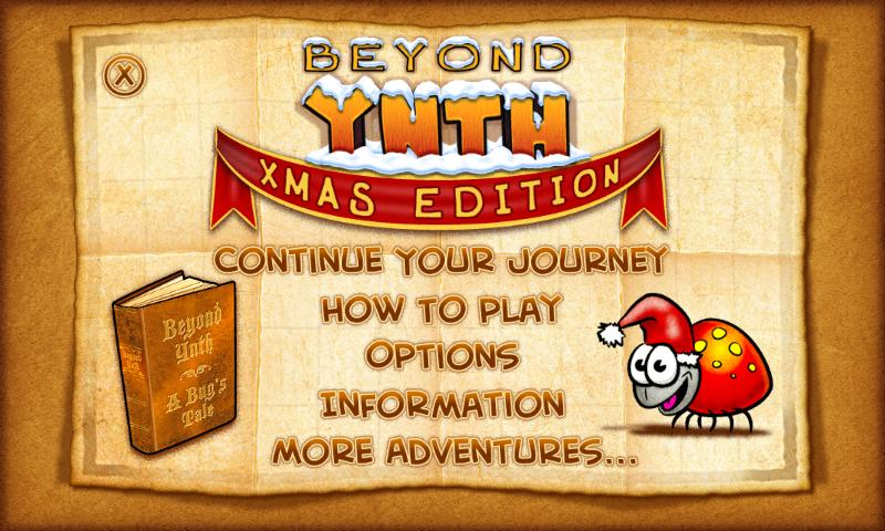 Beyond Ynth Xmas Edition - screenshot