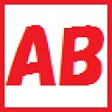 2in1発信対応アプリ ABPhone logo