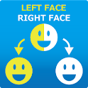 Left Face & Right Face logo
