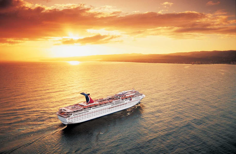 Carnival Fantasy sails to Freeport, Little Stirrup Cay, Half Moon Cay and Nassau in the Bahamas.